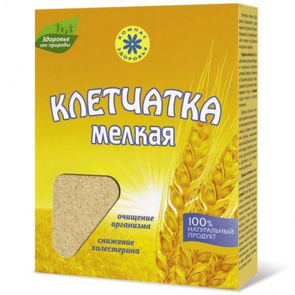 Пшеничная клетчатка отлично справляется с голодом и благотворно воздействует на пищеварительный тракт