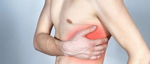 Самым характерным признаком травмы является боль в левом подреберье