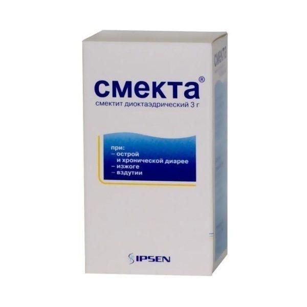 Смекта защищает слизистую оболочку от инфекции и вредных веществ, ускоряет заживление