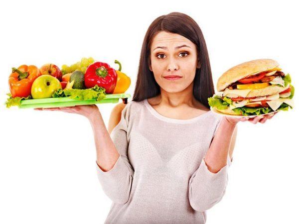 Соблюдение диеты - основное условие успешного лечения