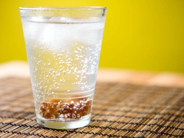 Содовые напитки провоцируют изжогу