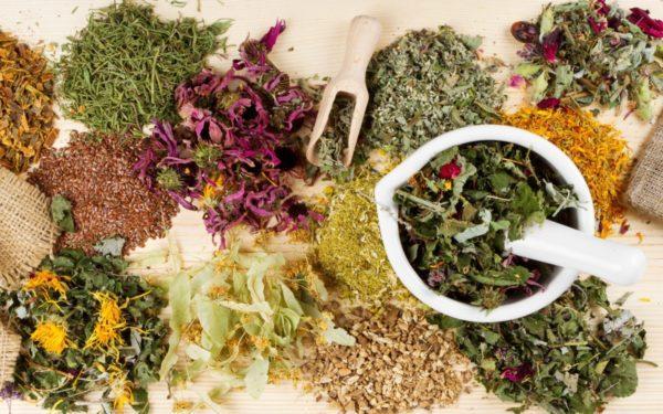 Травяные сборы - эффективное дополнение к основной терапии