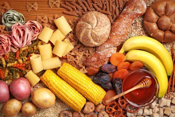 Высокоуглеводные продукты