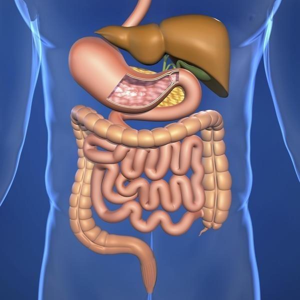 Заболевание может поражать как отдельные участки, так и всю слизистую оболочку кишечника