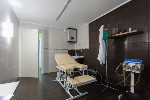 Кресло для гидроколонотерапии