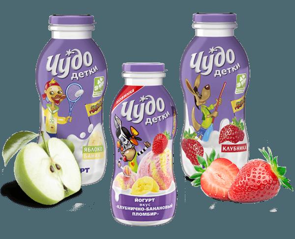 Кисломолочные напитки с разными вкусовыми добавками нельзя давать ребенку во время диеты