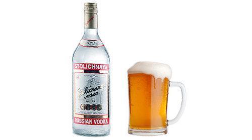 Большая часть алкоголя производится на основе глютенсодержащих продуктов