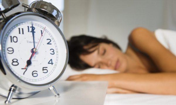 Полноценный ночной отдых очень важен для нормального функционирования организма