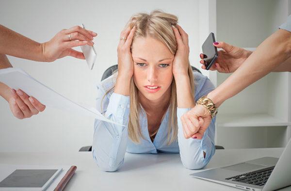 Состояние стресса и вегето-сосудистые расстройства оказывают большое влияние на механизм развития дискинезии