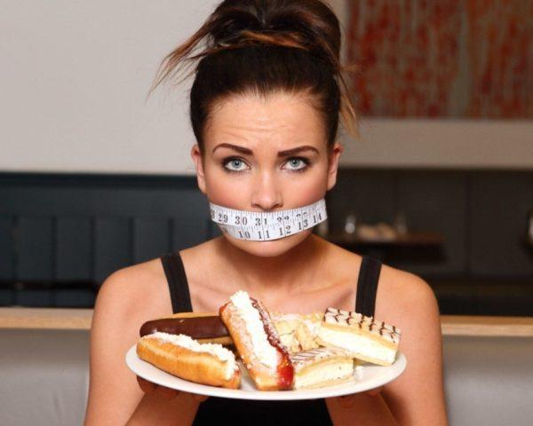 Для здоровья организма нужна полезная пища