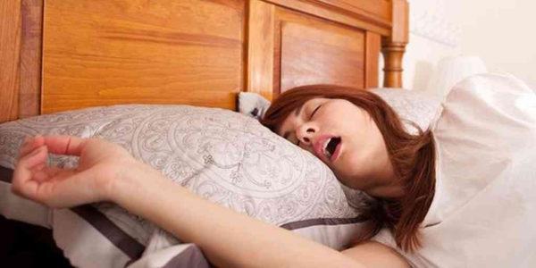 У сна с открытым ртом тоже есть свои причины