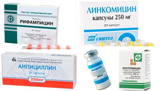 Эффективные препараты от холецистита