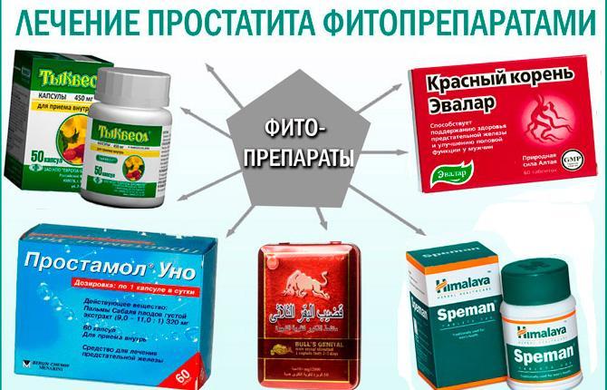 Фито-препараты