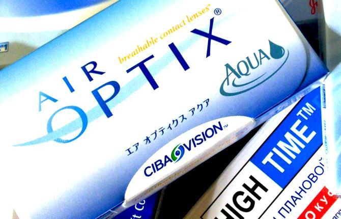 Контактные линзы при косоглазии – популярная альтернатива корригирующим очкам